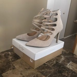 Jessica Simpson Point High Heels - SIZE 9M